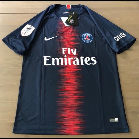 bb872d4ba PSG Paris Saint Germain Neymar Jr.  10 Soccer